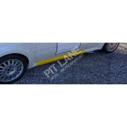 Renault 5 GT Coppia minigonne in vetroresina