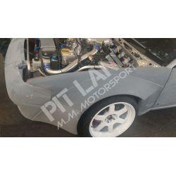 Nissan Silvia S13 Coppia parafanghi anteriori in Vetroresina