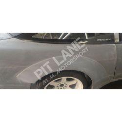 Nissan Silvia S13 Coppia parafanghi posteriori in vetroresina