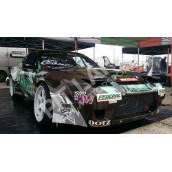Nissan Silvia S13 Front bumper in fiberglass