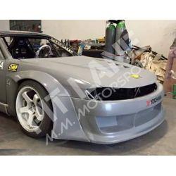 Nissan Silvia S14 Front bumper in fiberglass