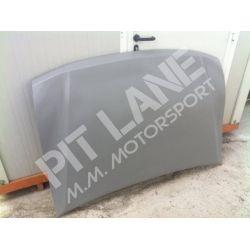 Mitsubishi Pajero DID 2000-2005 Front bonnet in fiberglass