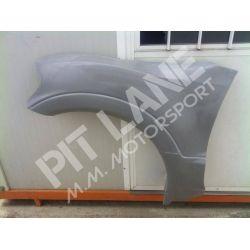 Mitsubishi Pajero DID 2000-2005 Pair of front wings originals in fiberglass