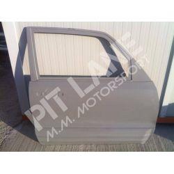 Mitsubishi Pajero DID 2000-2005 Coppia porte in vetroresina