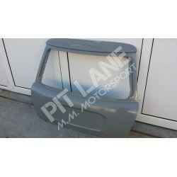 Mini Cooper S53 Rear Trunk in fibreglass