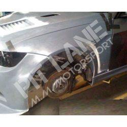 BMW M3 E46 Coppia Parafanghi anteriori in vetroresina
