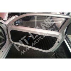 BMW M3 E92 Pair of door in fiberglass