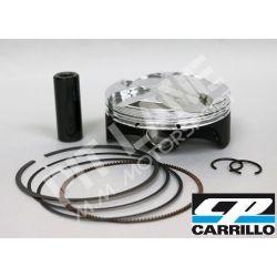 HONDA TRX 400EX (1999-2009) CP CARRILLO Kit pistone forgiato della classe extra 87.00 mm, maggiorato + 2 mm 11: 1