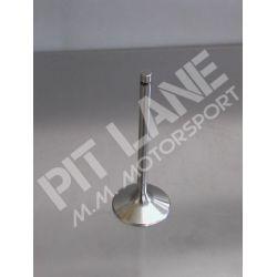 HUSQVARNA TE/TC 610 (1991-2003) Valvola di ingresso in acciaio 36 mm, maggiorazione di 1 mm
