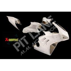 DUCATI PANIGALE V4-R 1000 2019-2020 KIT Racing in vetroresina ( AKRAPOVIC )