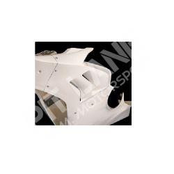 DUCATI PANIGALE V4-R 1000 2019-2020 Fiancata sinistra in vetroresina Racing