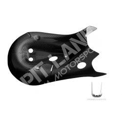 Protezione ammortizzatore Ducati in carbonio
