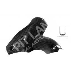Ducati carbon Great exhaust heat shield