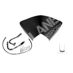 Cupolino basso Yamaha in carbonio