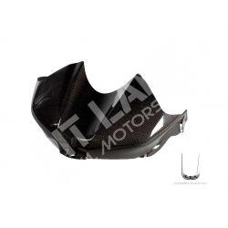 Copriserbatoio Yamaha in carbonio