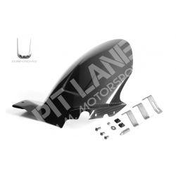 Parafango posteriore Yamaha in carbonio