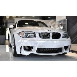 BMW SERIE 1 M1 Front Bumper in fibreglass