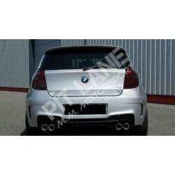 BMW SERIE 1 Serie E81 - E87 Rear bumper in fibreglass