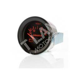 Lancia DELTA EVOLUZIONE - Lancia DELTA INTEGRALE 16v Voltmeter 10-16 Volts diameter 52 mm