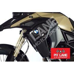 BMW F 800 GS Adventure Rechte Wasserkühlerabdeckung in Carbon