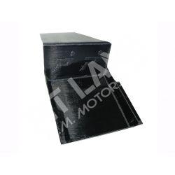 FIAT GRANDE PUNTO R3D DIESEL Co-driver footwell in carbon fibre