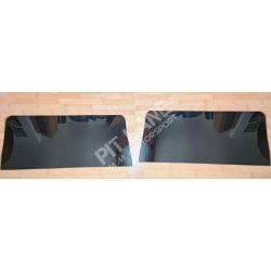 FIAT 131 ABARTH Pair of door panels front in fiberglass