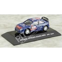 CITROEN KRONOS WRC 2006 n° 1